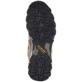 Columbia North Plains II Shoes Men WP Mid Mud/Squash